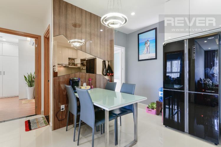 Phòng Ăn Căn hộ SaigonRes Plaza 2 phòng ngủ tầng thấp block A