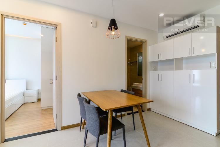 Phòng Ăn Cho thuê căn hộ New City Thủ Thiêm 2PN, đầy đủ nội thất, view hồ bơi