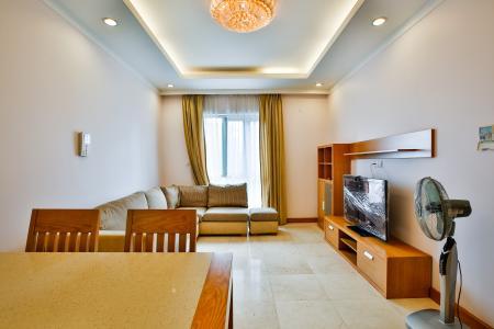 Căn hộ Saigon Pavillon 1PN đầy đủ nội thất