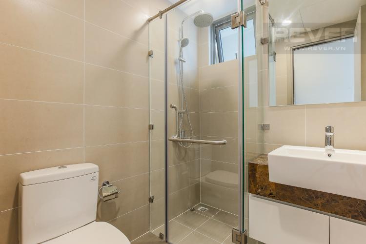 Phòng Tắm 1 Căn hộ The Gold View 2 phòng ngủ tầng cao A2 view hồ bơi