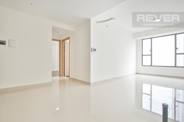 Phòng Khách Căn hộ RiverGate Residence 2 phòng ngủ tầng thấp tháp A view sông