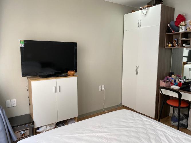 Phòng ngủ căn hộ The Gold View Căn hộ The Gold View 2 phòng ngủ đầy đủ nội thất, view nhìn ra hồi bơi