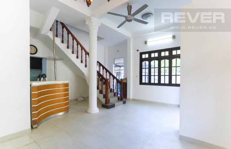 Tổng Quan Cho thuê  Villa Thảo Điền Compound Quận 2 3PN