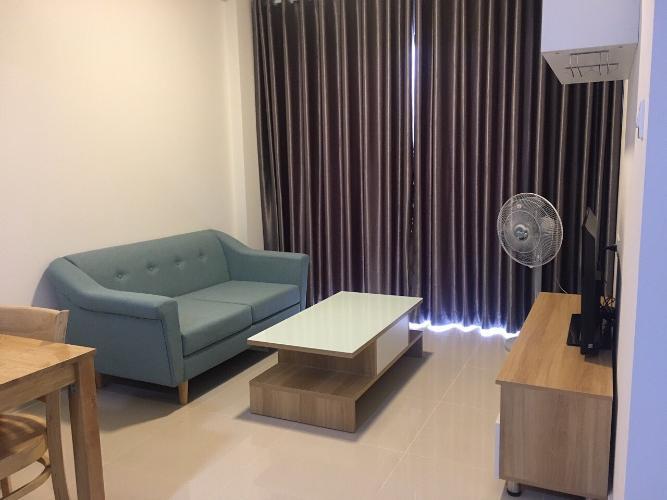 Cho thuê căn hộ The Sun Avenue 2 phòng ngủ, block 4, diện tích 72m2, đầy đủ nội thất, view đại lộ Mai Chí Thọ