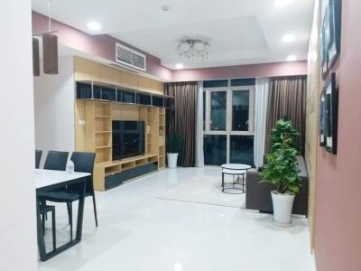 Cho thuê căn hộ The Vista An Phú 3PN, diện tích 140m2, đầy đủ nội thất, view Xa lộ Hà Nội