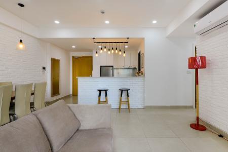 Căn hộ Masteri Thảo Điền tầng cao, 2PN đầy đủ nội thất, view sông