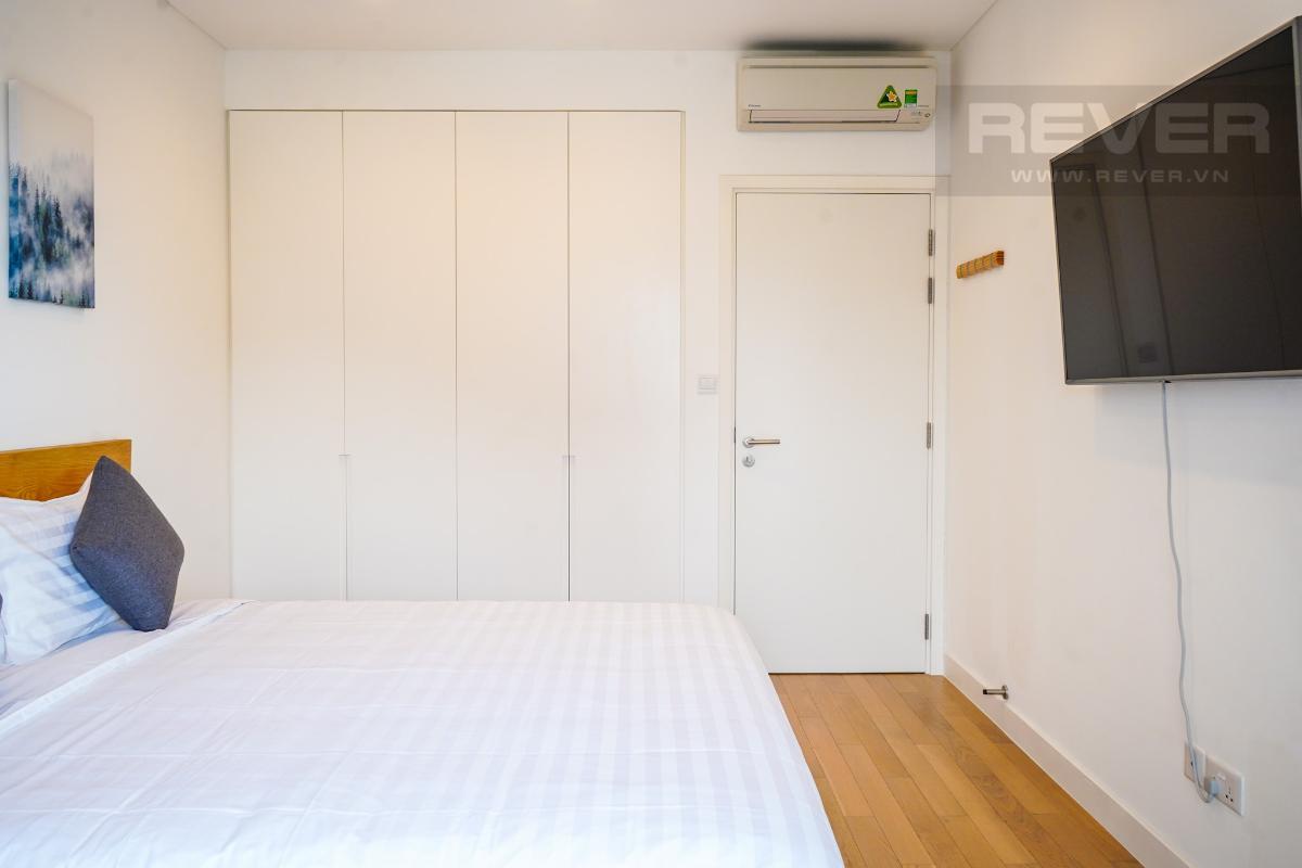 Phòng Ngủ  Cho thuê căn hộ City Garden 1 phòng ngủ, tháp Promenade 2, đầy đủ nội thất, view trực diện hồ bơi