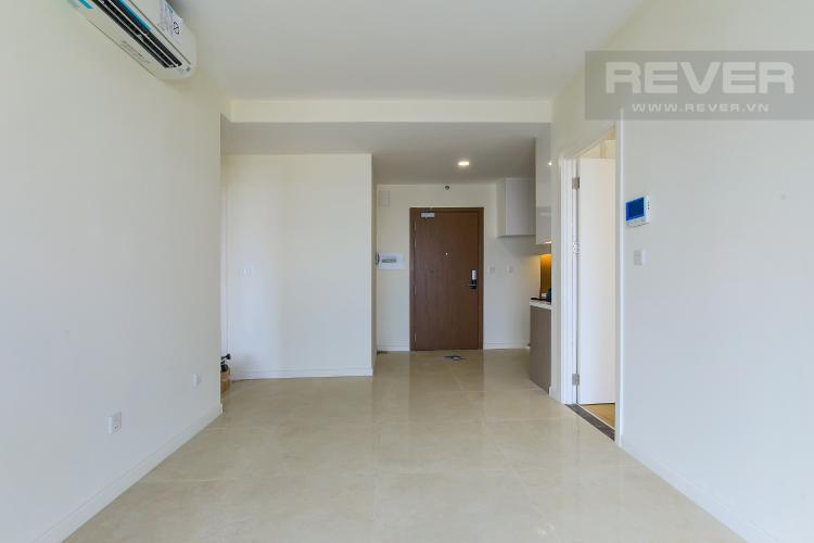 Phòng Khách Bán và cho thuê căn hộ Masteri Millennium 2PN, rộng rãi, view đẹp
