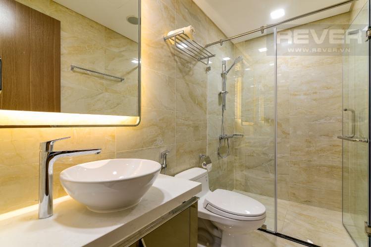 Phòng Tắm Căn hộ Vinhomes Central Park tầng cao, tháp Landmark 81, 1PN nội thất đầy đủ
