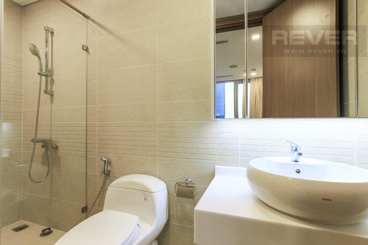 Phòng Tắm 1 Căn hộ Vinhomes Central Park 2 phòng ngủ, tầng trung P6, view hồ bơi