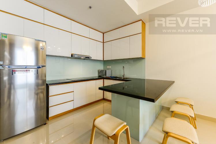 Bếp Bán căn hộ The Tresor tầng thấp, tháp TS1, 2 phòng ngủ, full nội thất