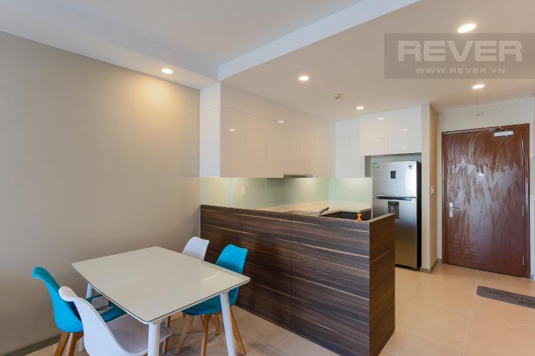 Phòng Bếp Căn hộ The Gold View 2 phòng ngủ tầng thấp A3 view sông