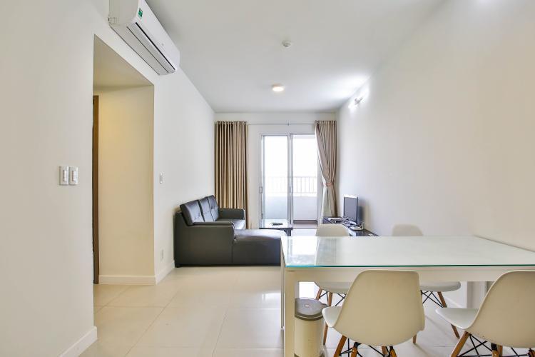 Phòng Khách Bán và cho thuê căn hộ Lexington Residence tầng cao, tháp LA, 2PN, đầy đủ nội thất