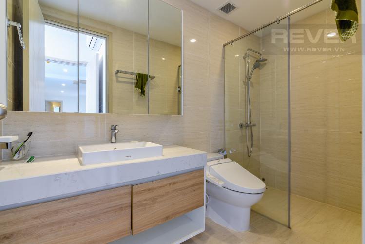Phòng Tắm 2 Bán căn hộ New City Thủ Thiêm 3PN, tầng thấp tháp Venice, view nội khu yên tĩnh, mát mẻ