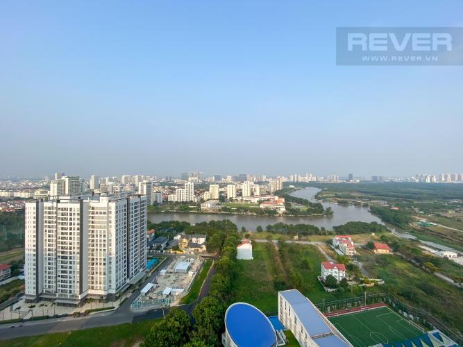 9a6c400fa9f152af0be0 Bán căn hộ Saigon South Residence 2PN, tầng trung, bàn giao thô, view sông