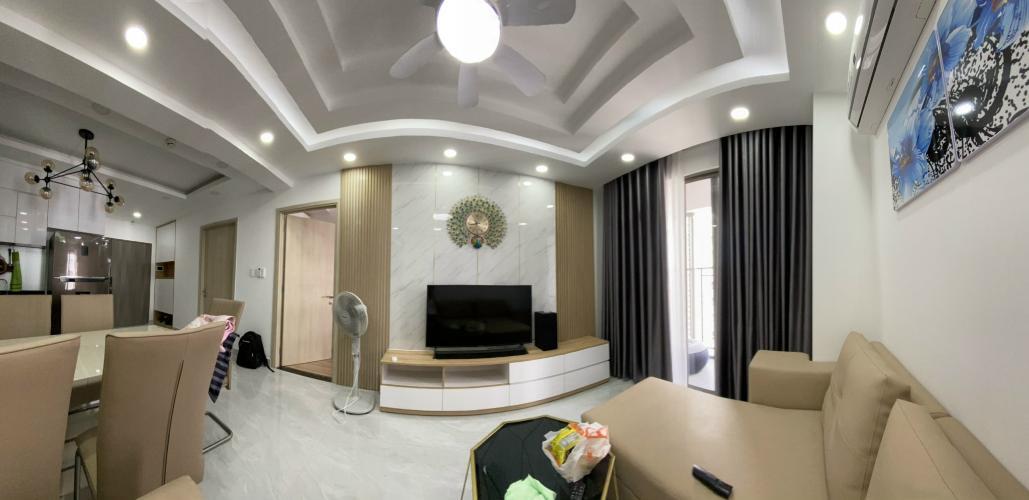 Nội thất Saigon South Residence  Căn hộ Saigon South Residence tầng trung, ban công hướng Đông mát mẻ.