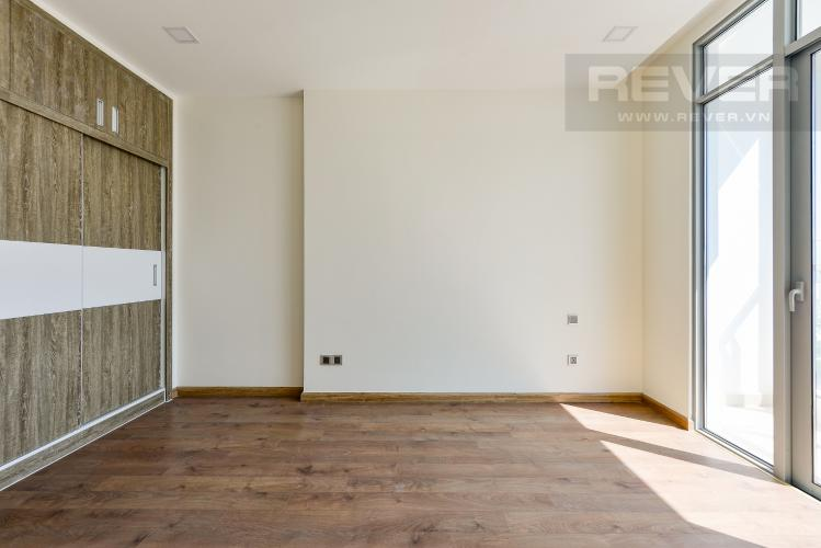 Phòng ngủ 4 Căn hộ Vinhomes Central Park 4 phòng ngủ tầng cao P2 view sông