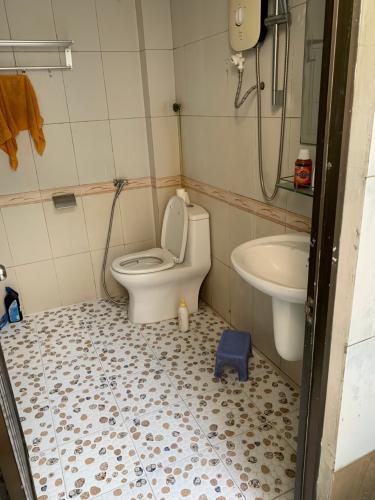 Nhà vệ sinh nhà đường phường Tăng Nhơn Phú A, quận 9 Nhà cấp 4 sổ hồng chính chủ - đường số 160, Phường Tăng Nhơn Phú A