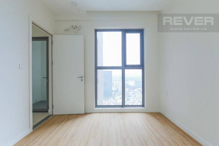 Phòng Ngủ 1 Bán căn hộ Masteri Millennium tầng cao, view sông 2PN