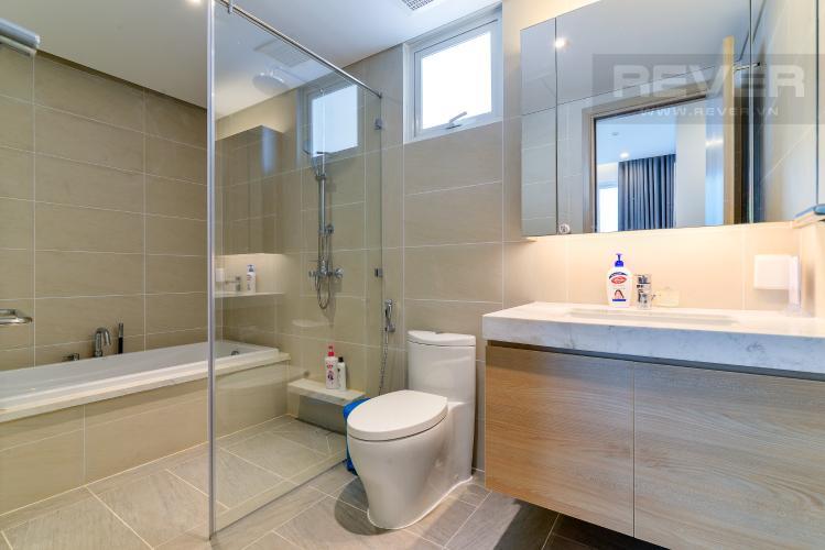 Phòng Tắm 1 Bán căn hộ Sadora Sala Đại Quang Minh 2PN, đầy đủ nội thất, view hồ bơi nội khu
