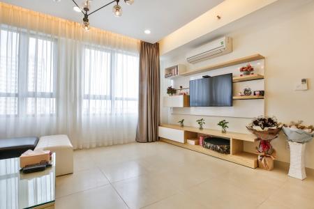 Căn hộ Masteri Thảo Điền 3 phòng ngủ tầng thấp T1 nội thất đầy đủ