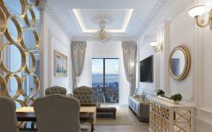 Những lợi ích khi sống ở căn hộ chung cư tầng cao