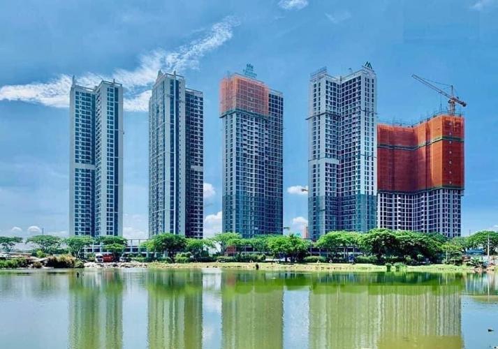 tòa nhà căn hộ Eco Green Saigon Căn hộ 3 phòng ngủ Eco Green Saigon thiết kế hiện đại đầy đủ nội thất
