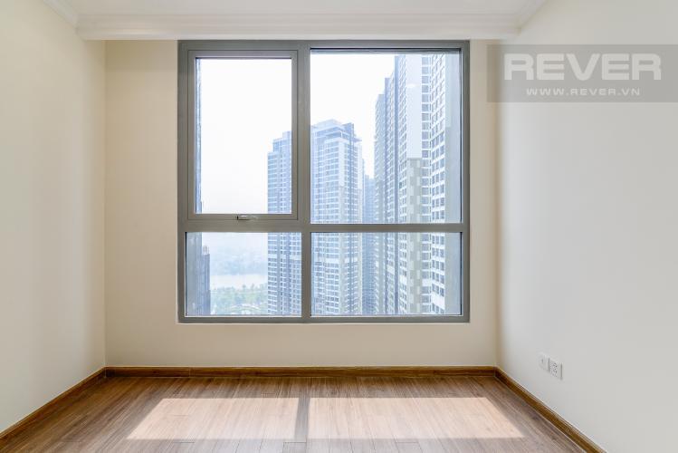 Phòng Ngủ 2 Căn góc Vinhomes Central Park 3 phòng ngủ tầng cao L5 view sông