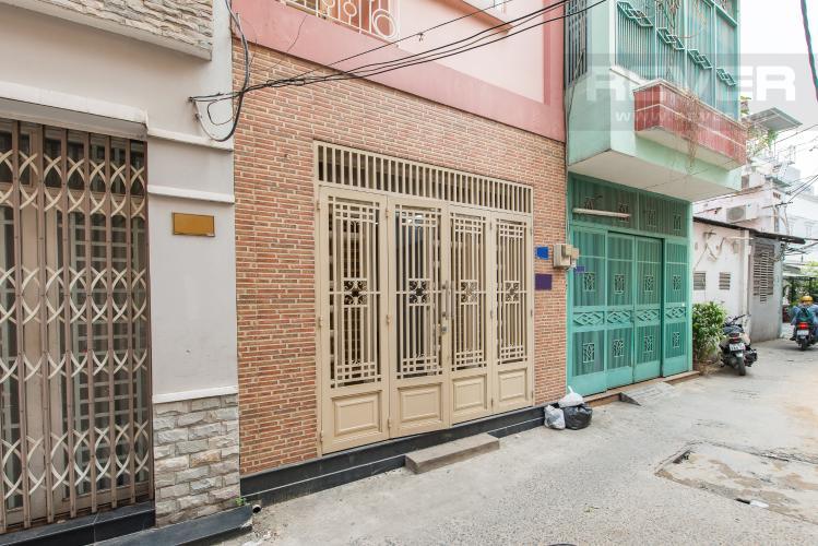 Mặt tiền Nhà phố 2 phòng ngủ đường Xô Viết Nghệ Tĩnh Bình Thạnh