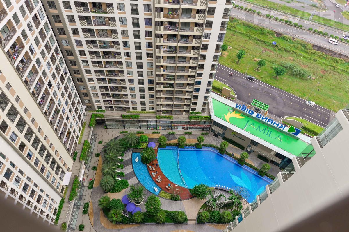 a98dac368a8d6cd3359c Cho thuê căn hộ Jamila Khang Điền 2PN, block C, đầy đủ nội thất, view hồ bơi