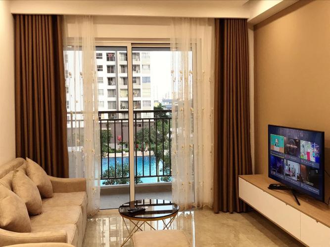 Cho thuê căn hộ 2 phòng ngủ đầy đủ nội thất Sunrise Riverside