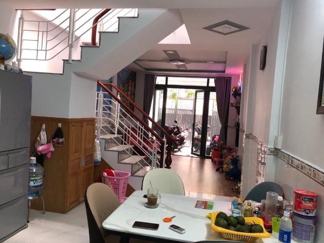 Bán nhà phố hẻm Đinh Bộ Lĩnh quận Bình Thạnh; diện tích đất 41m2