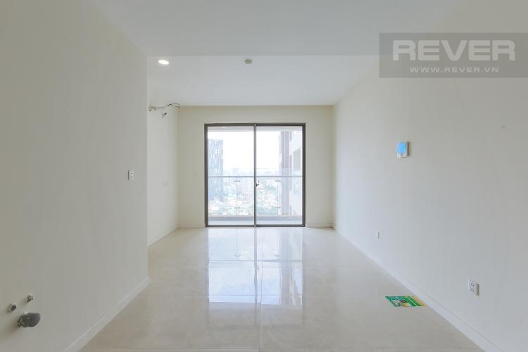 Phòng Khách Bán căn hộ Masteri Millennium 2PN, tầng trung, Quận 4