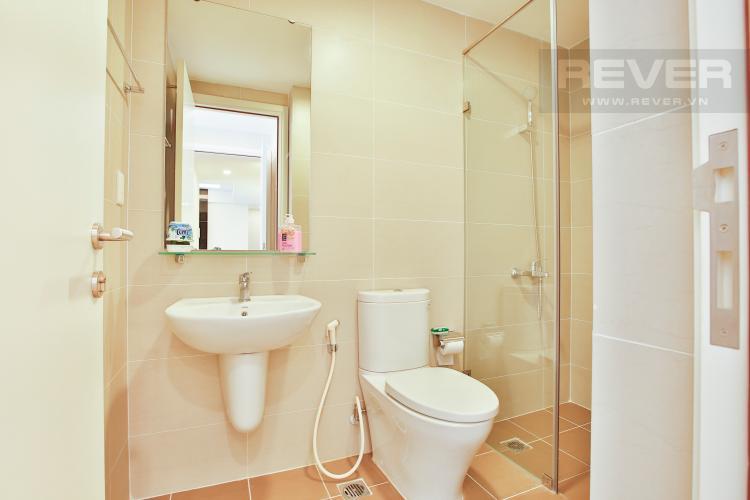 Toilet 2 Căn hộ Masteri Thảo Điền 2 phòng ngủ tầng cao T2 hướng Đông Nam