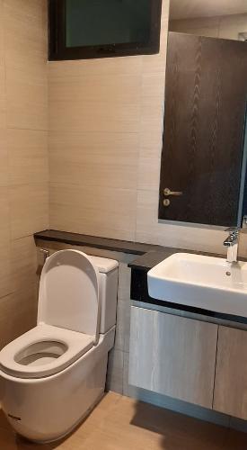 Phòng tắm Feliz En Vista Căn hộ Feliz En Vista tầng trung, đón view thành phố.