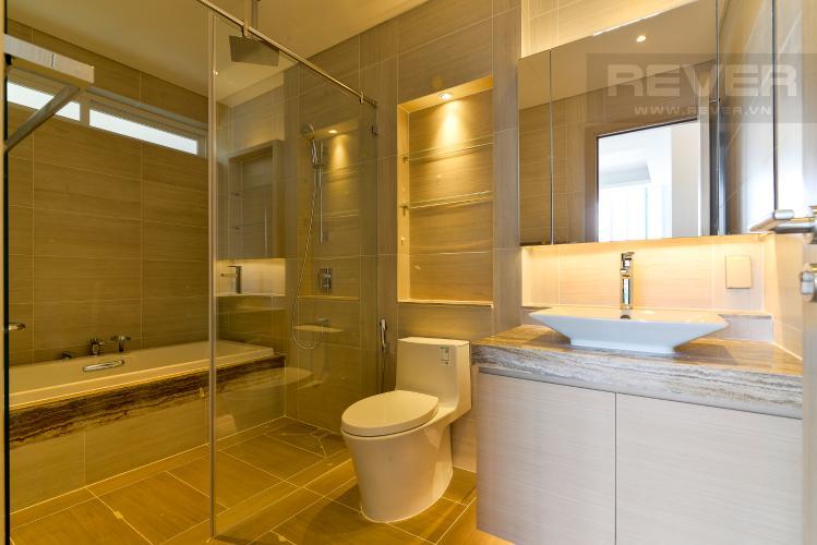 Phòng Tắm 2 Cho thuê căn hộ Sari Town Sala Đại Quang Minh 3PN, tầng thấp, nội thất cơ bản, hướng Đông Nam đón gió
