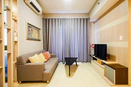 Căn hộ Masteri Thảo Điền tầng thấp T1 đã có sổ hồng, đầy đủ tiện nghi