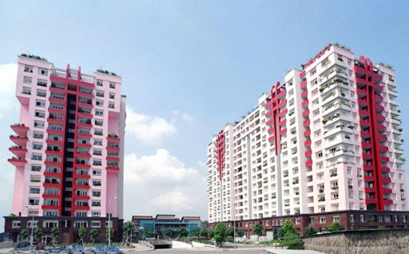 Thái An Apartment, Quận 12 Căn hộ Thái An Apartment hướng Đông, nội thất đầy đủ.