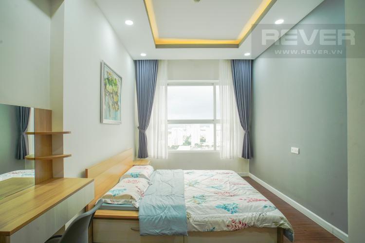 Phòng Ngủ 1 Cho thuê căn hộ Sunrise Riverside 2PN, tầng trung, đầy đủ nội thất, view sông mát mẻ