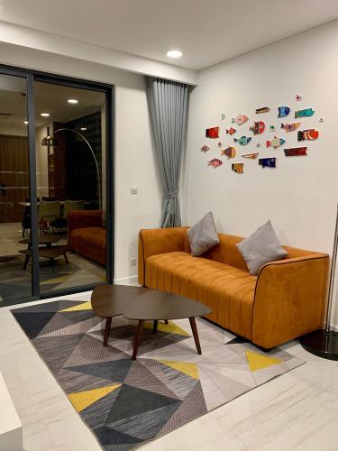 Căn hộ Kingdom 101, Quận 10 Căn hộ Kingdom 101 tầng thấp, nội thất đầy đủ.