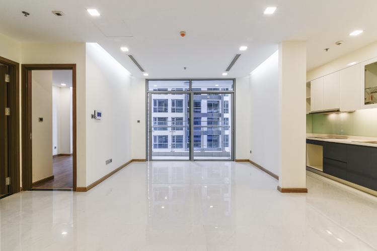 Căn hộ Vinhomes Central Park 2 phòng ngủ tầng trung P3 view sông
