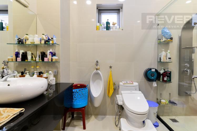 Phòng Tắm 1 Bán nhà phố 3 tầng, đường Cao Đức Lân, An Phú, Quận 2, đầy đủ nội thất, sổ hồng chính chủ