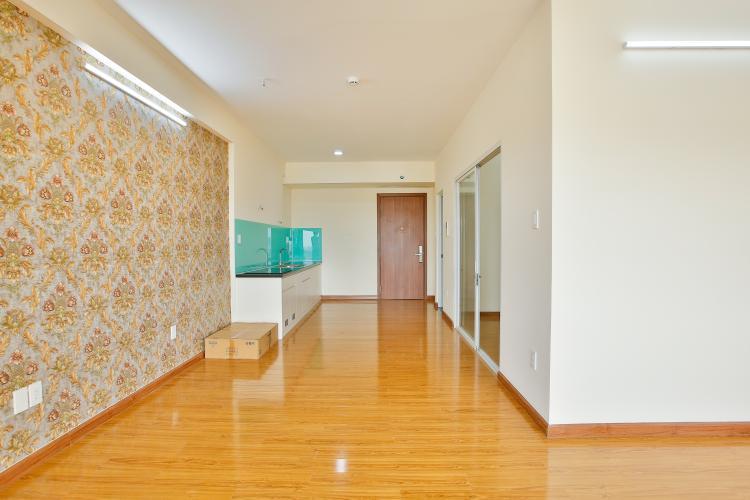 Phòng Khách Căn hộ Flora Fuji tầng trung tháp A, 1 phòng ngủ, view sông