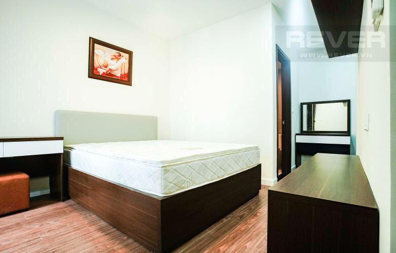 Phòng ngủ Cho thuê căn hộ Sunrise Riverside thuộc tầng thấp, diện tích 69.16m2, 2PN, đầy đủ nội thất