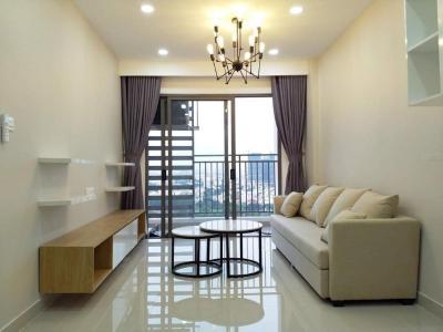 Bán căn hộ The Sun Avenue 2PN, diện tích 75m2, đầy đủ nội thất, view sông thoáng mát