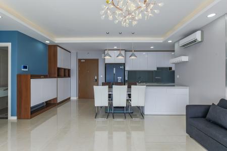 Bán căn hộ Masteri Millennium tầng cao, block B, 3PN đầy đủ nội thất