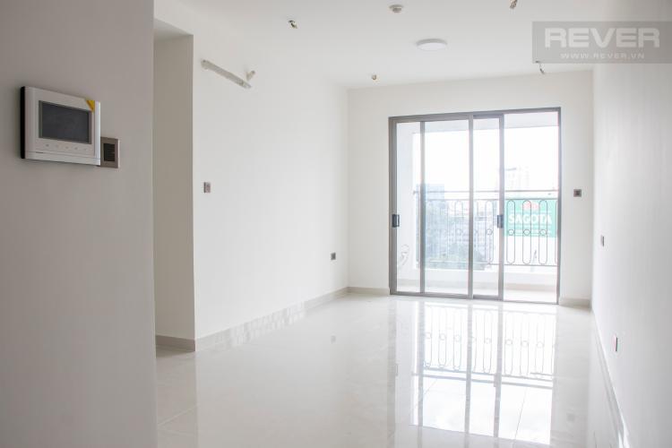 Phòng Khách Bán căn hộ Saigon Royal 2PN, tầng trung, tháp A, view trực diện sông và Bitexco