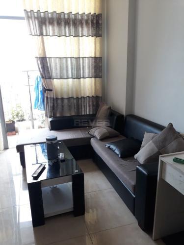 Bán căn hộ Luxcity, ban công hướng Bắc - nội thất cơ bản