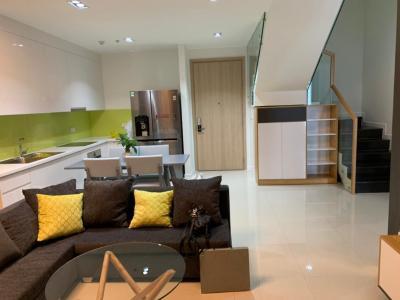 Cho thuê căn hộ duplex Estella Heights 3PN, tháp T3, đầy đủ nội thất, view sông và Xa lộ Hà Nội