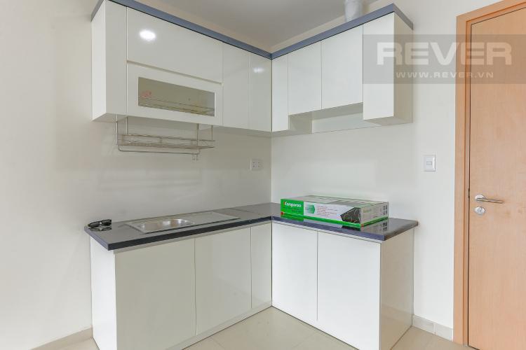 Phòng Bếp Căn hộ M-One Nam Sài Gòn 2 phòng ngủ tầng thấp T1 đầy đủ nội thất